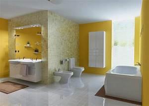 salle de bain carrelage et peinture elegant dans une With beautiful couleur gris bleu peinture 16 peinture salle de bains pour agrandir lespace restreint
