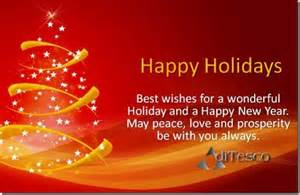 image gallery happy holidays sayings