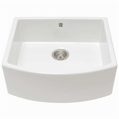 single or bowl kitchen sink caple pemberley ceramic single bowl sink kitchen sinks 9309