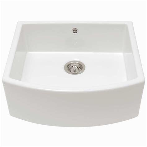 Caple Pemberley Ceramic Single Bowl Sink  Kitchen Sinks