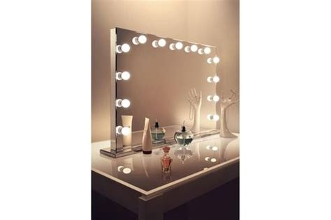 bain de si鑒e froid miroir de salle de bain x collection miroir de maquillage finition miroir led graduables blancfroid k253cw ampoules led