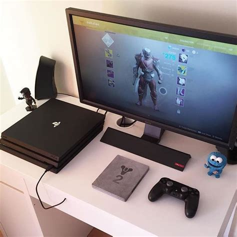 This best gaming setup is going to be focused around console players, more specifically, for those who own the ps4. Awesome Playstation Setup! 🔥 | Gaming room setup, Video game rooms, Gaming setup ps4
