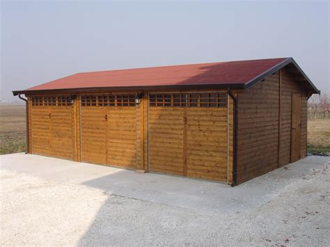 quanto costa box auto in legno garage in legno per auto best un come quelli in legno