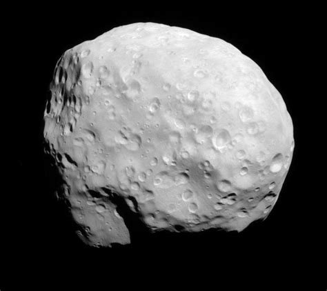 Cassini Takes New Images of Saturn's Small Moons: Atlas ...