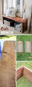20, Rustic, Diy, Projects, And, Creative, Ideas, To, Bring, Warmth