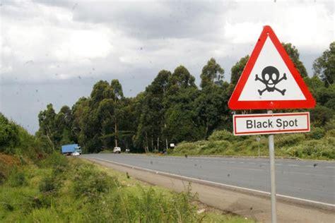 black spots on national highways list of 70 black spots in kenya kenya car