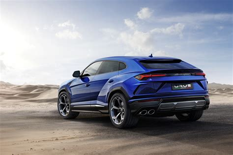 lamborghini sedan lamborghini urus 2018 suv everything you need to know