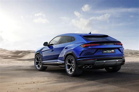 Lamborghini Urus (2018) Suv Everything You Need To Know