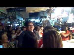 Aga in Action at Langihan Public Market, Butuan City - YouTube