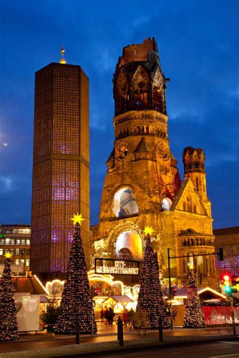 berliner weihnachtsmarkt  der gedaechtniskirche