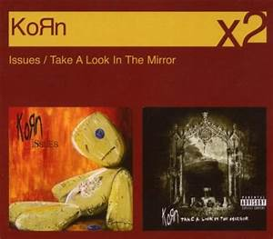 Korn Take a look in the mirror CD Covers