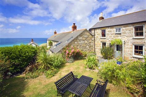 Cornwall Cottage Whiterose Cottage Our Cottages By The Sea In