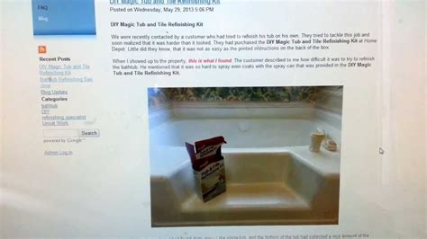 Diy Magic Tub And Tile Refinishing Kit Review Diy Frame For Large Bathroom Mirror Photo Using Popsicle Sticks Outdoor Forts 2 Easy Projects With Everyday Items Tutu Table Skirts Teeth Whitening At Home Portable Saw Horses Costumes Couples