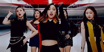 Itzy Pop Animated Kpop Emi Korean Groups