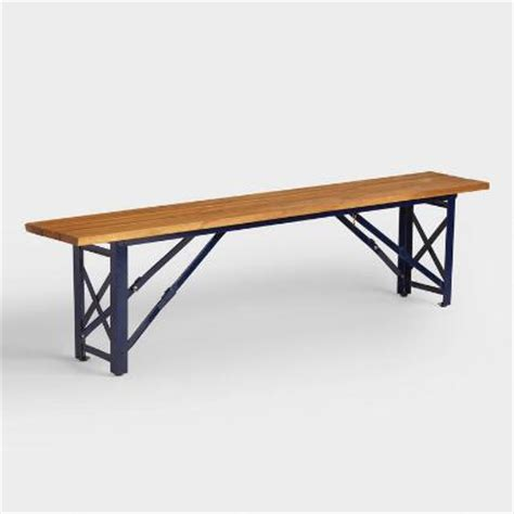 wood dining bench world market