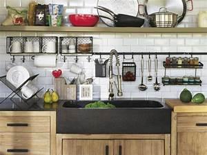 Rangement Ustensile Cuisine : 10 solutions de rangement pour sa vaisselle et ses ustensiles de cuisine ~ Melissatoandfro.com Idées de Décoration