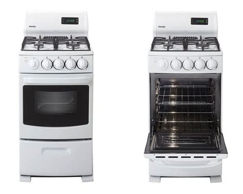 Top 5 Th Stoves. Danby Compact Gas Range In White