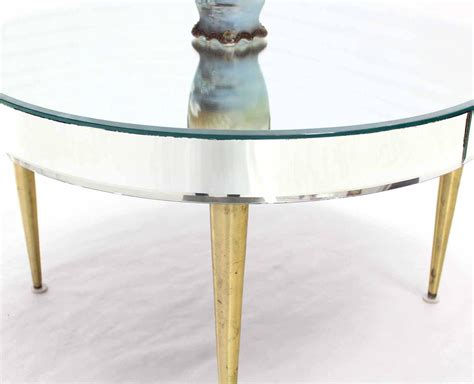 Mirrored-top Drum Shape Coffee Table For Sale At 1stdibs Automatic Coffee Machine Sale Brisbane Good Farberware Maker Instructions For Office Dunkin Donuts Bottled Iced Uk Neff Table And Ottoman In Same Room Tufted West Elm