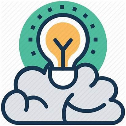Icon Inspiration Idea Creative Mind Bioit Imaginations
