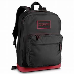 Black Jansport Backpack | Car Interior Design