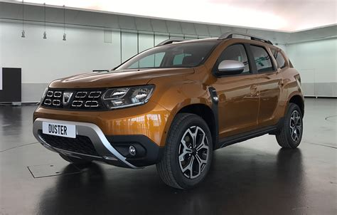 renault duster 2018 dacia duster 2018 renault duster in 12 live photos