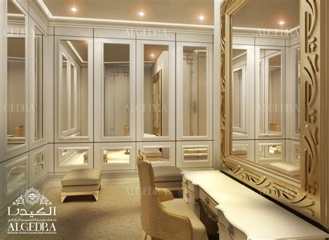 Dressing Room Designs-interior Decoration By Algedra