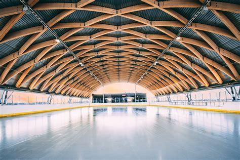 bramptons latest outdoor skating rink   open