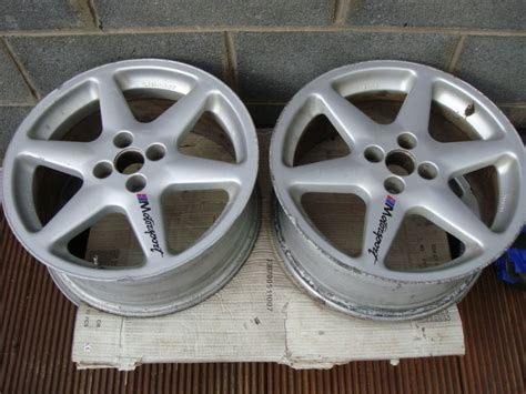 Borbet Type C 17 Alloy Wheels For Sale For Sale In
