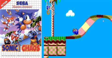 play sonic  hedgehog chaos  master system