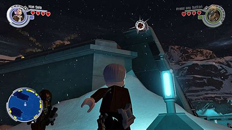 Starkiller Base collectibles & minor missions map - LEGO ...
