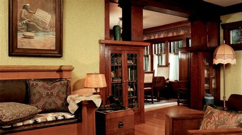 Arts And Crafts Home Interiors by Interiors Design For The Arts Crafts House Arts