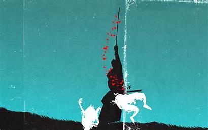 Samurai Traditional Zombies Japanese Zombie Wallpapers Horror