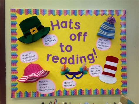 10 Best Images About Library Displays & Bulletin Boards On