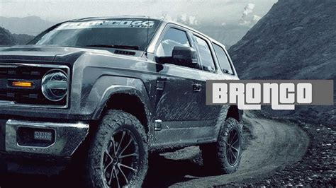Ford's Bronco Is A Sub-brand. [fresh Updates]