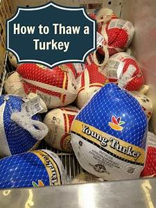 Time Chart For Roasting Turkey Best 25 Thawing A Turkey Ideas On Pinterest Turkey Thaw