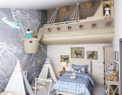 kids room full  adventure decoholic