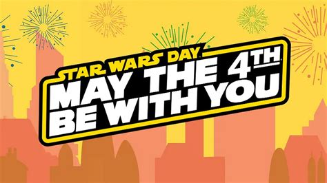 Star Wars Day 2020: Origin of 'May the Fourth Be With You ...