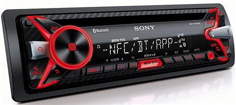 sony mex n4100bt sony mex n4100bt car stereo radio player cd mp3 bluetooth