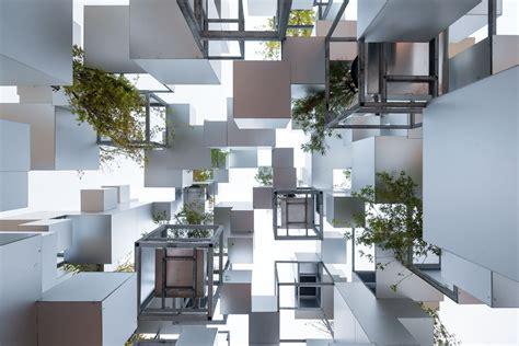 small cubes tuileries paris sou fujimoto iwan baan