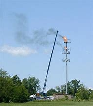 Cell Phone Tower Fire