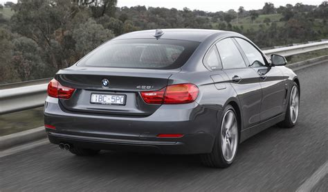 Review Bmw 4 Series Coupe by Bmw 4 Series Gran Coupe Review Caradvice