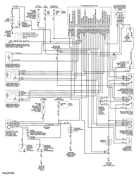 1993 Chevy Silverado 1500 Wiring Diagram by I A 94 Chevy Silverado With Some Heating And Cooling