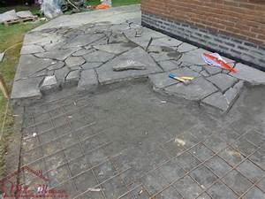 comment realiser une dalle beton pour terrasse 11 With construction d une terrasse en beton