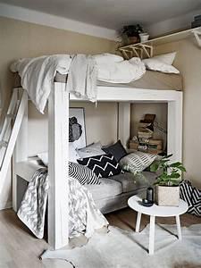 Amenagement petite chambre astuces et idees deco cote for Amenagement chambre ado avec aide au changement de fenetre