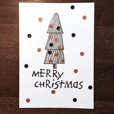 doodle diy doo  ideen zum weihnachtskarten zeichnen und gestalten creatipster