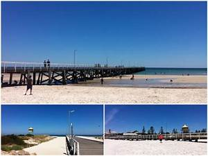 Semaphore Foreshore The Beach Jetty And Carousel