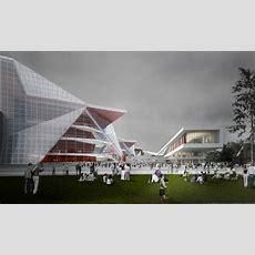 Sejong Art Center Competition Entry  H Architecture