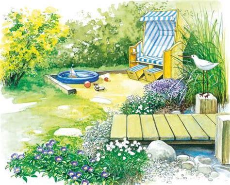 Garten Ostsee Gestalten by Strandkorb Im Garten Dekorieren Strandkorb Dekorieren