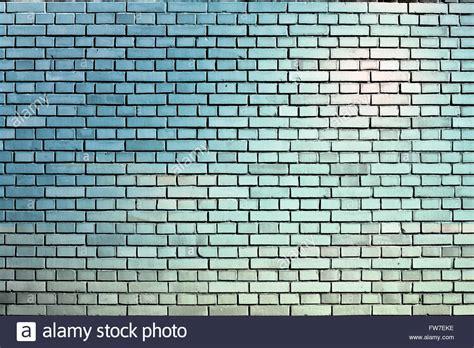 light blue brick wall background stock light blue
