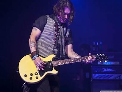 Depp Johnny Guitar Playing